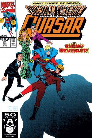 Quasar (1989) #21