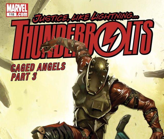 THUNDERBOLTS (2006) #118