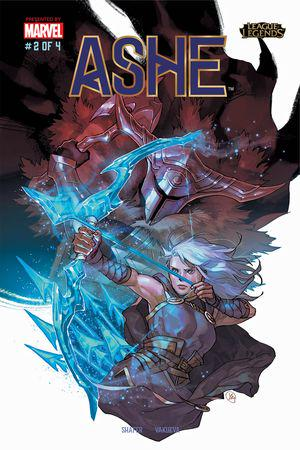 League of Legends: Ashe - Warmother Special Edition (2018) #2