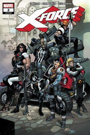 X-Force (2018) #2