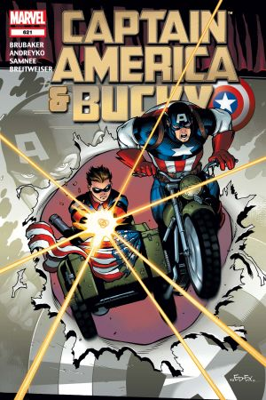 Captain America and... #621