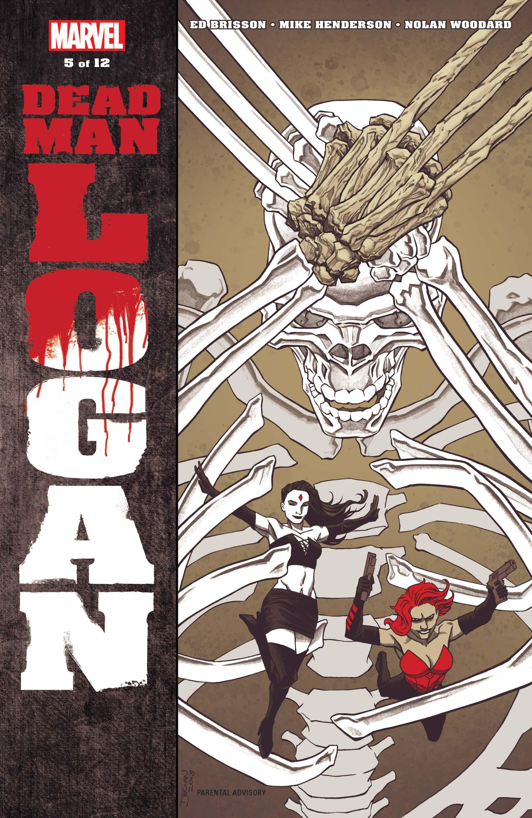 Dead Man Logan (2018) #5