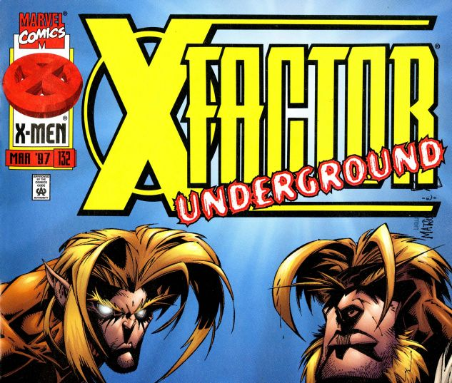 X-Factor (1986) #132