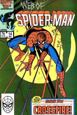Web of Spider-Man (1985) #14