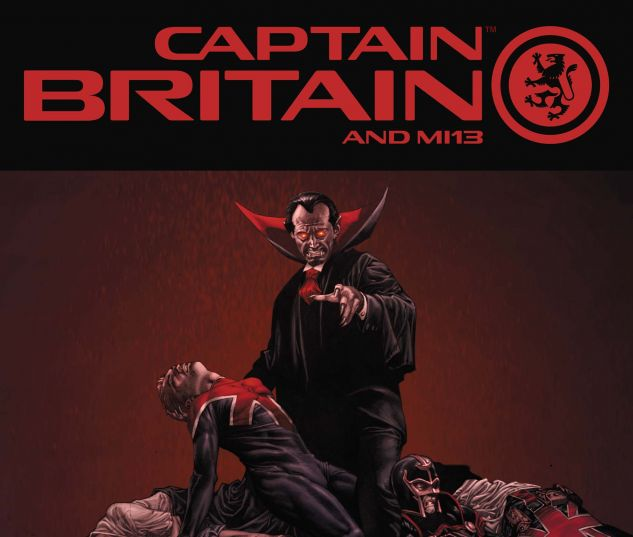CAPTAIN BRITAIN AND MI: 13 (2008) #14
