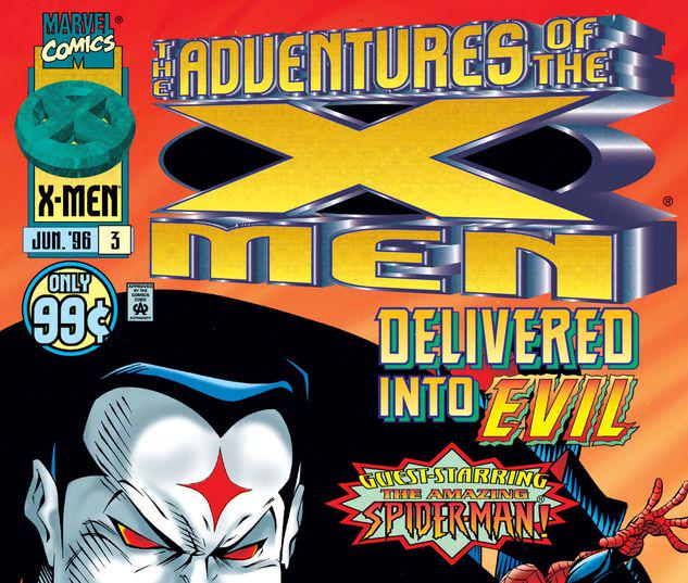 Adventures of the X-Men #3