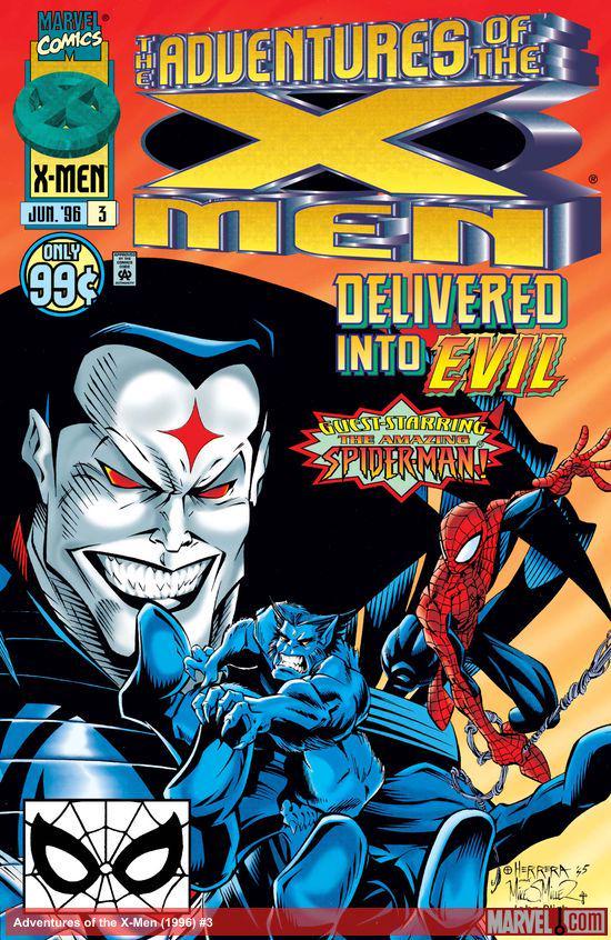 Adventures of the X-Men (1996) #3