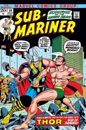 Sub-Mariner (1968) #59