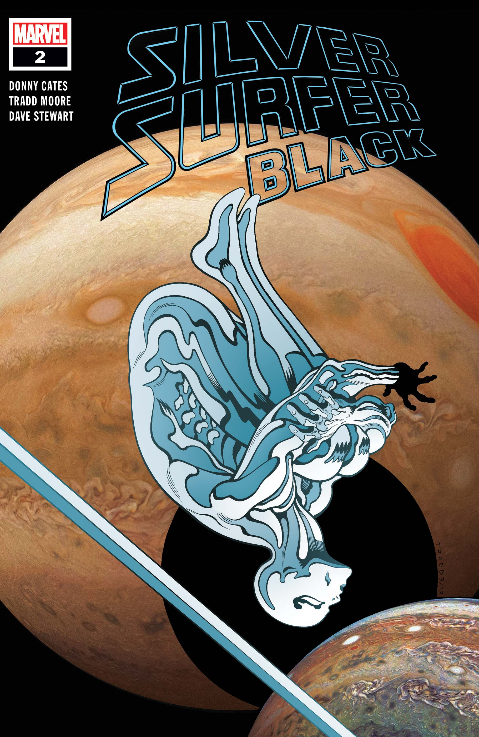 Silver Surfer: Black (2019) #2