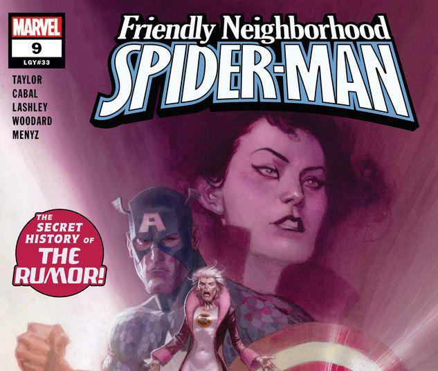 Friendly Neighborhood Spider-Man #9