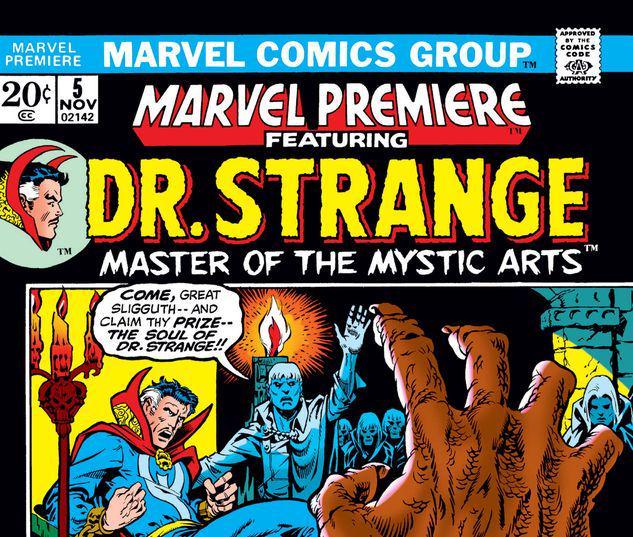 Marvel Premiere #5