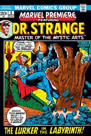 Marvel Premiere (1972) #5