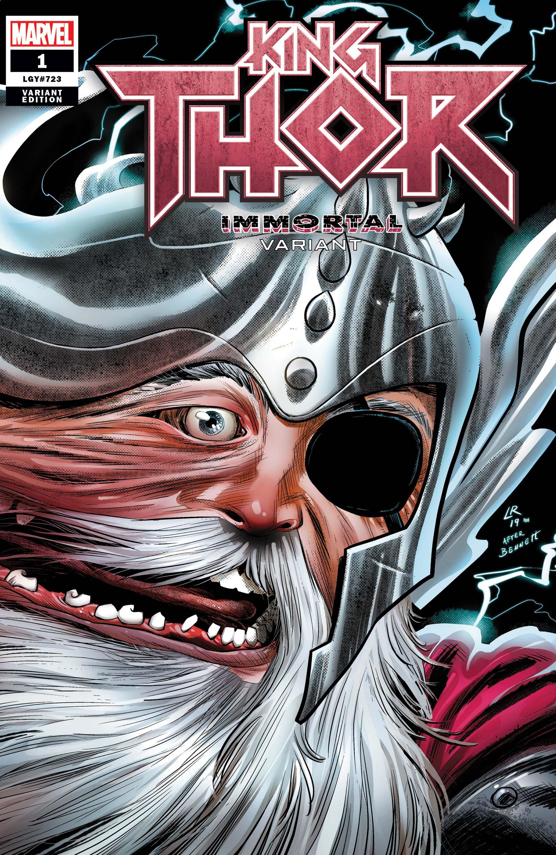 King Thor (2019) #1 (Variant)