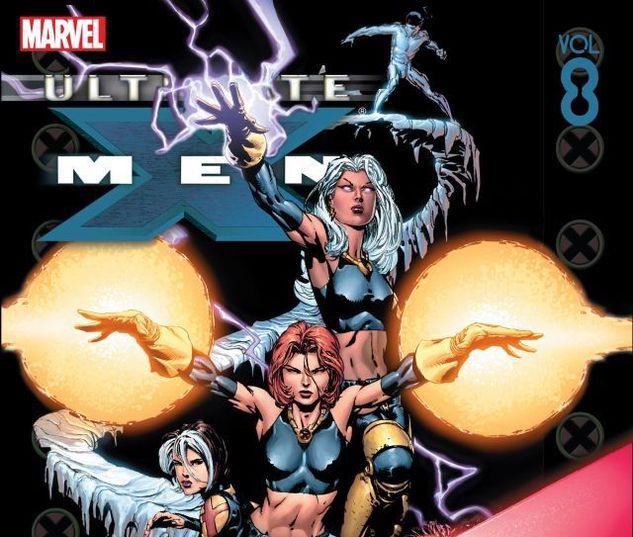 Ultimate X-Men Vol. 8: New Mutants #0