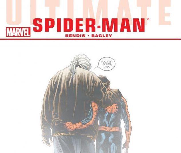 ULTIMATE COMICS SPIDER-MAN VOL. 4: DEATH OF SPIDER-MAN TPB #4
