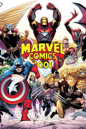 Marvel Comics #1001  (Variant)