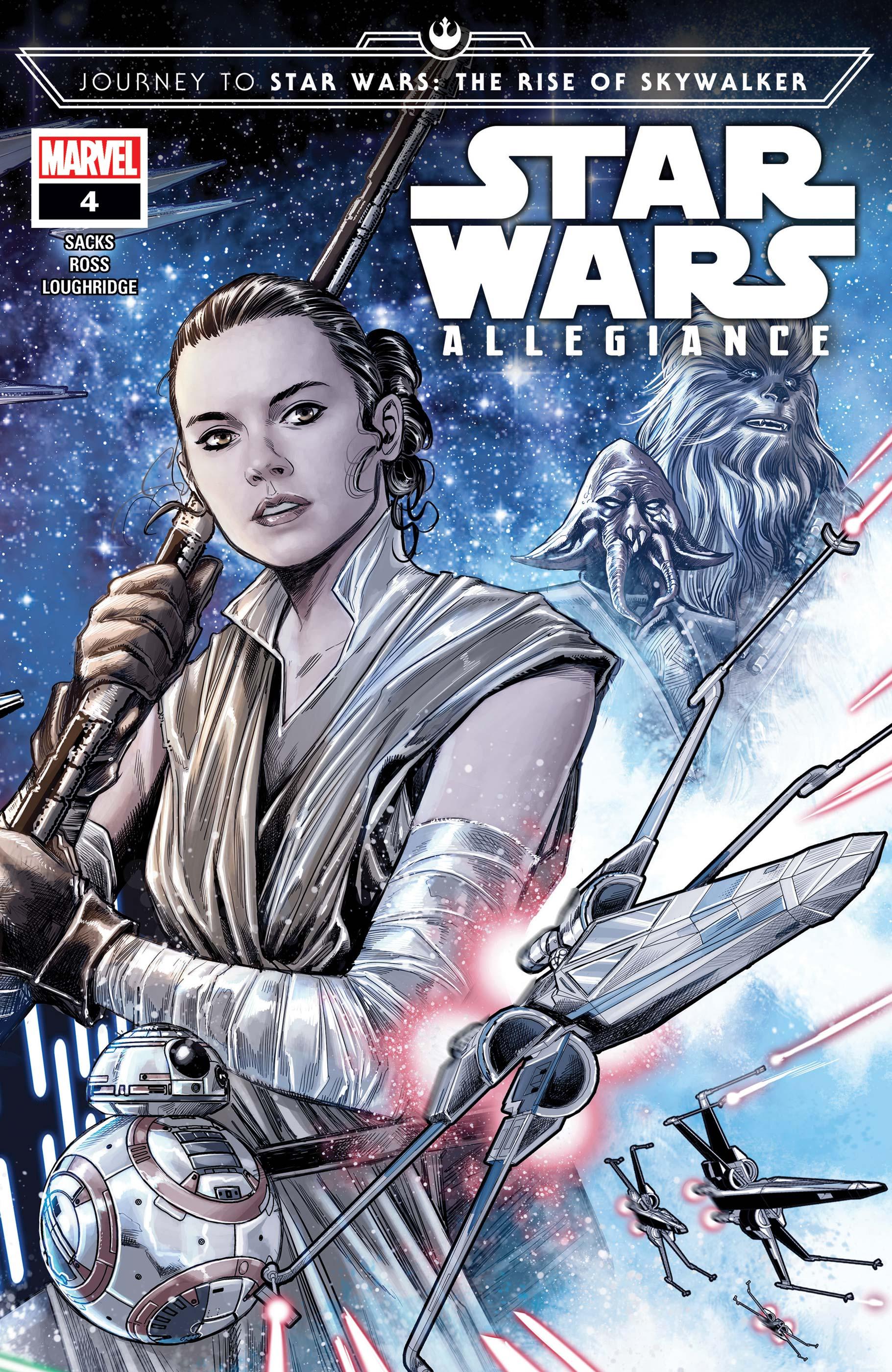 Journey to Star Wars: The Rise of Skywalker - Allegiance (2019) #4