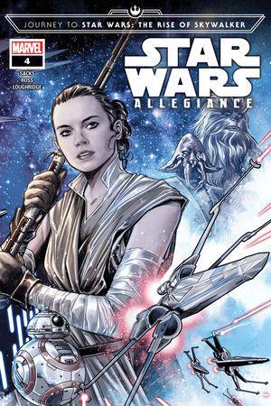 Journey to Star Wars: The Rise of Skywalker - Allegiance #4