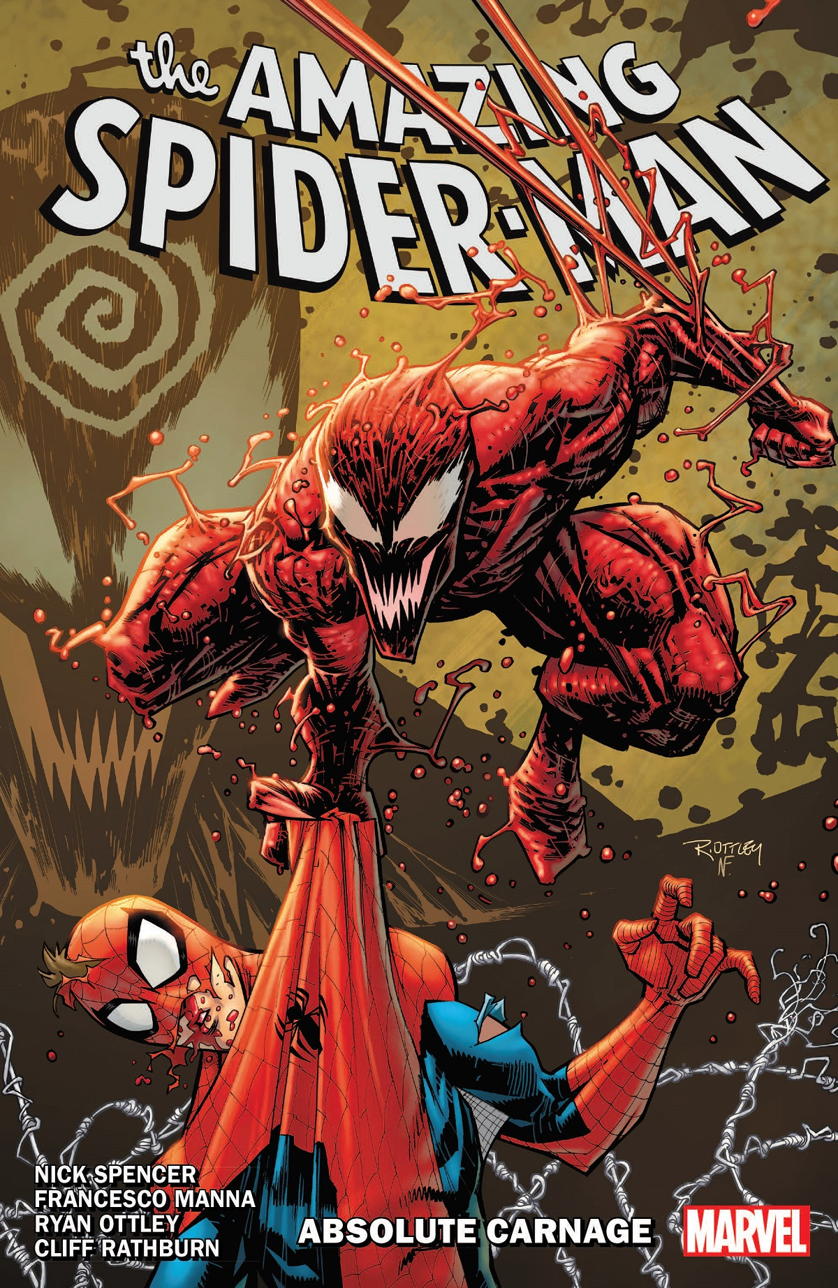 Amazing Spider-Man by Nick Spencer Vol. 6: Absolute Carnage (Trade Paperback)