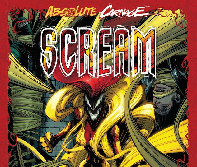 ABSOLUTE CARNAGE: SCREAM TPB #1