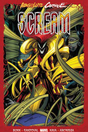 Absolute Carnage: Scream (Trade Paperback)
