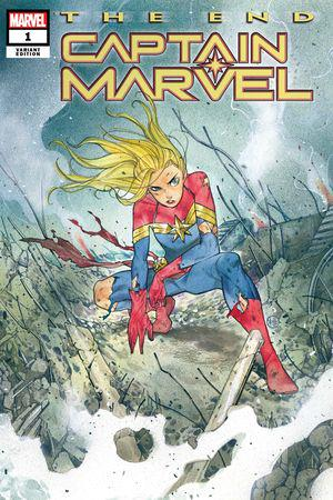 Captain Marvel: The End (2020) #1 (Variant)