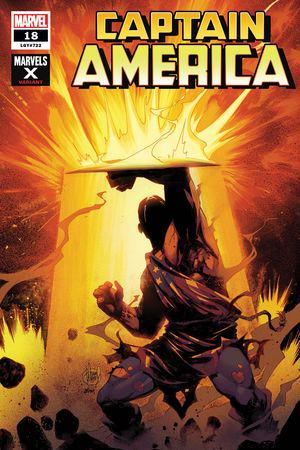 Captain America (2018) #18 (Variant)