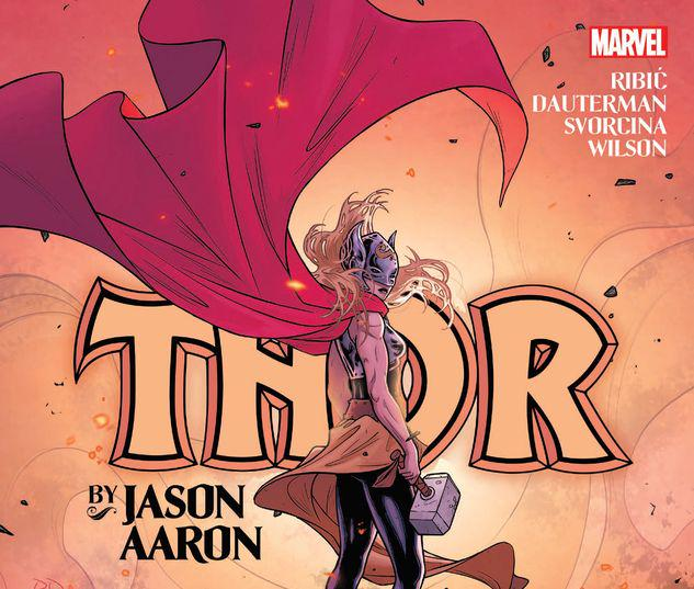 THOR BY JASON AARON: THE COMPLETE COLLECTION VOL. 2 TPB #2