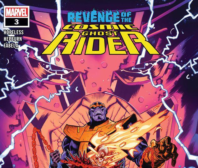 Revenge of the Cosmic Ghost Rider #3