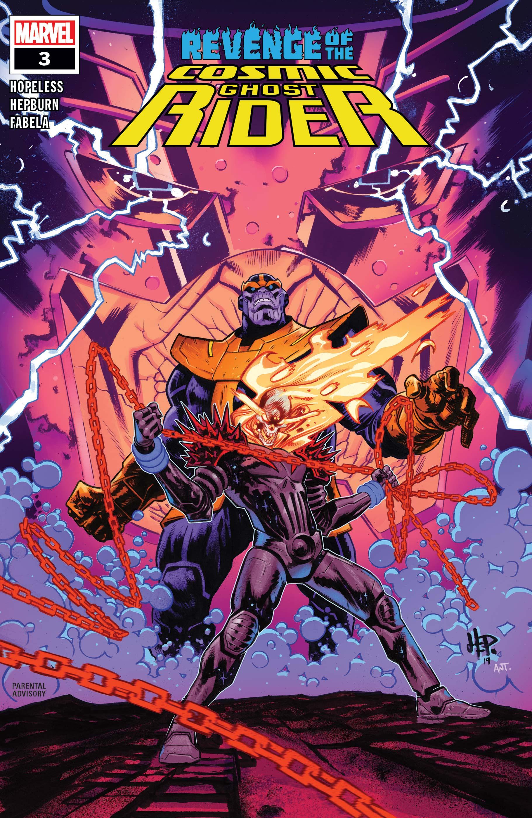 Revenge of the Cosmic Ghost Rider (2019) #3