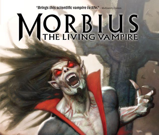 MORBIUS VOL. 1: OLD WOUNDS TPB #1