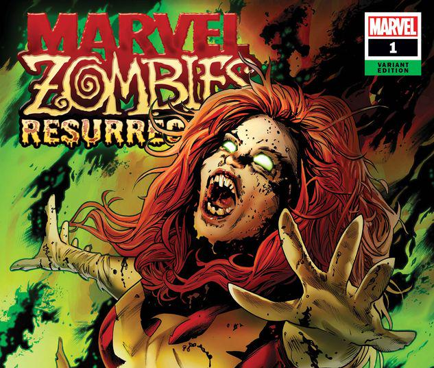 Marvel Zombies: Resurrection #1