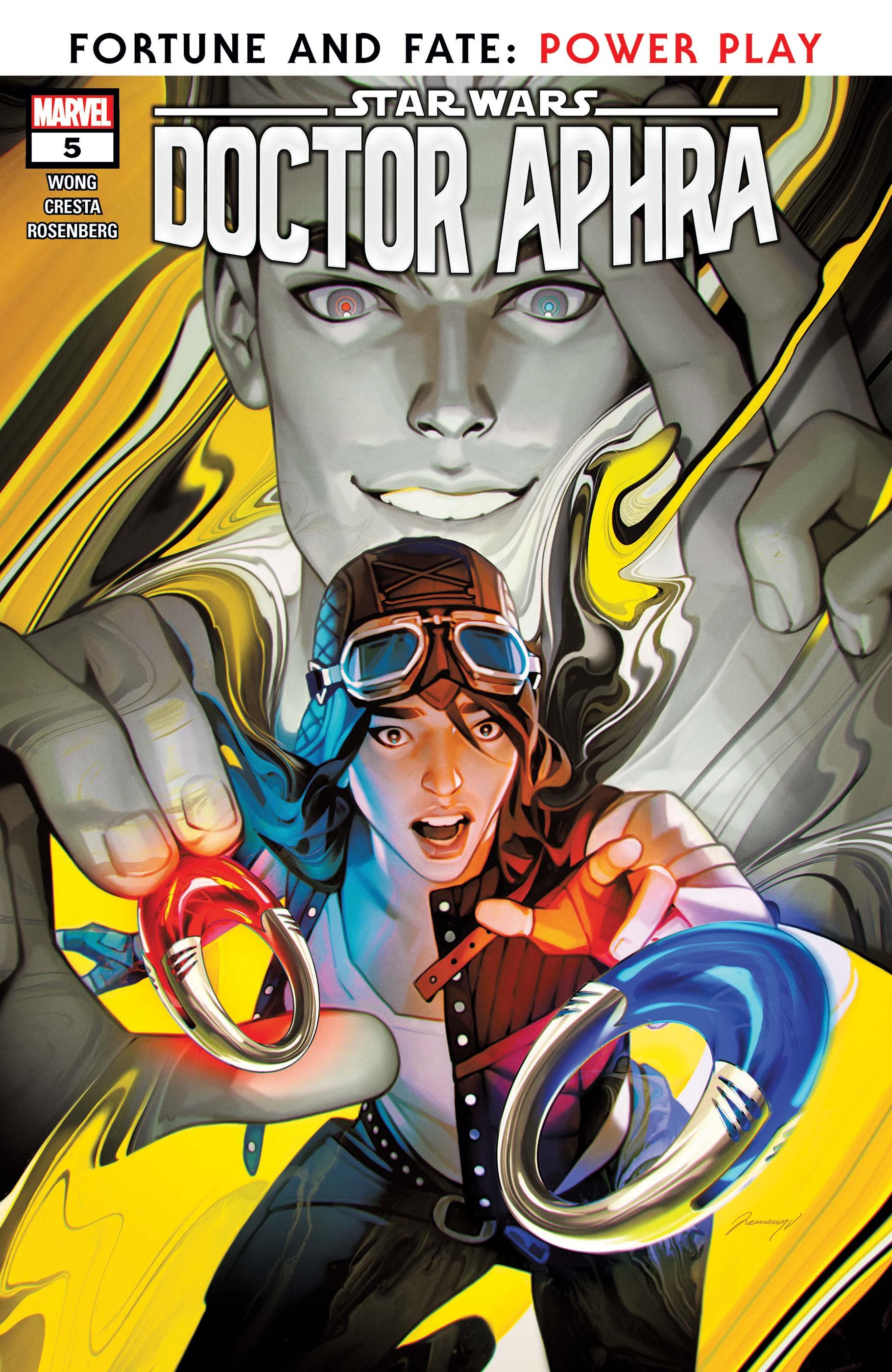 Star Wars: Doctor Aphra (2020) #5