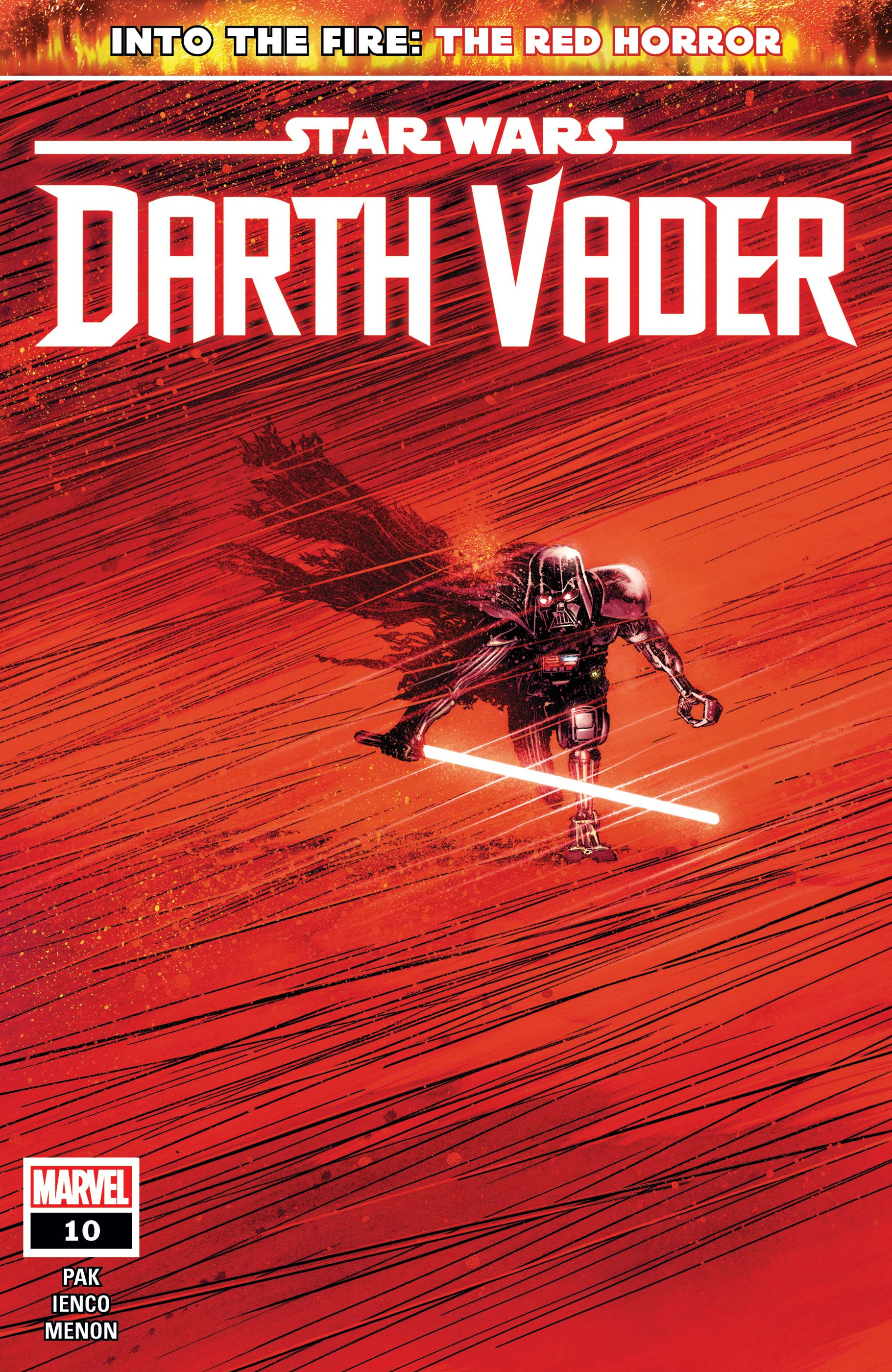 Star Wars: Darth Vader (2020) #10