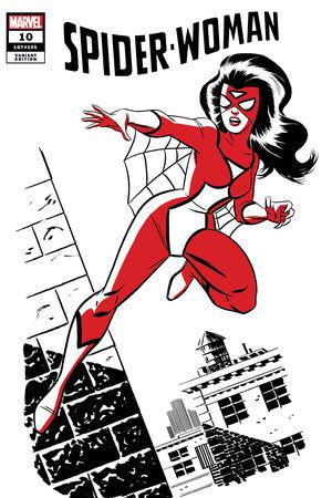 Spider-Woman #10  (Variant)