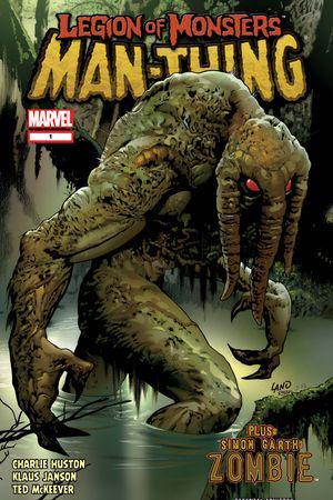 LEGION OF MONSTERS: MAN-THING 1 (2007) #1