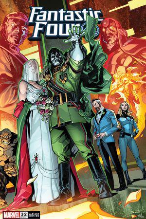 Fantastic Four #32  (Variant)