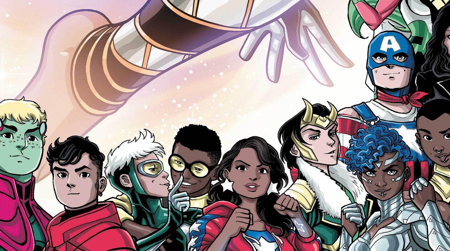 'Marvel's Voices: Pride' #1
