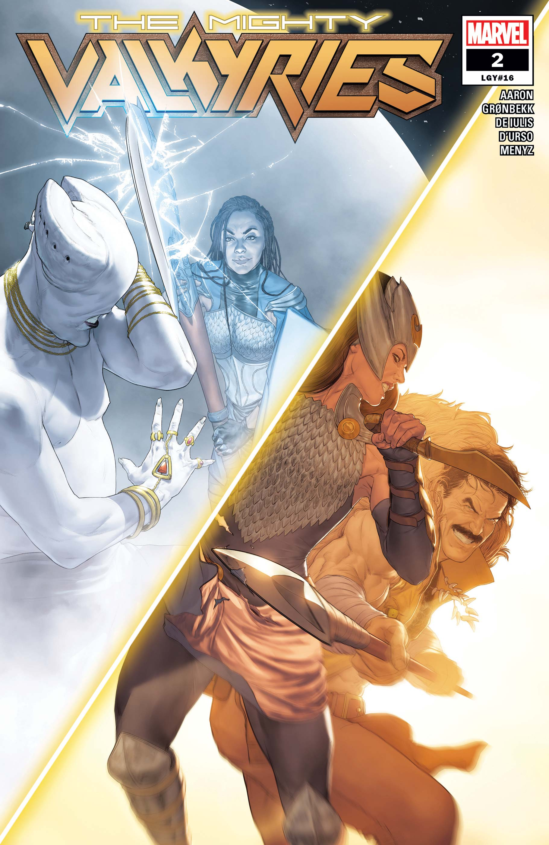The Mighty Valkyries (2021) #2
