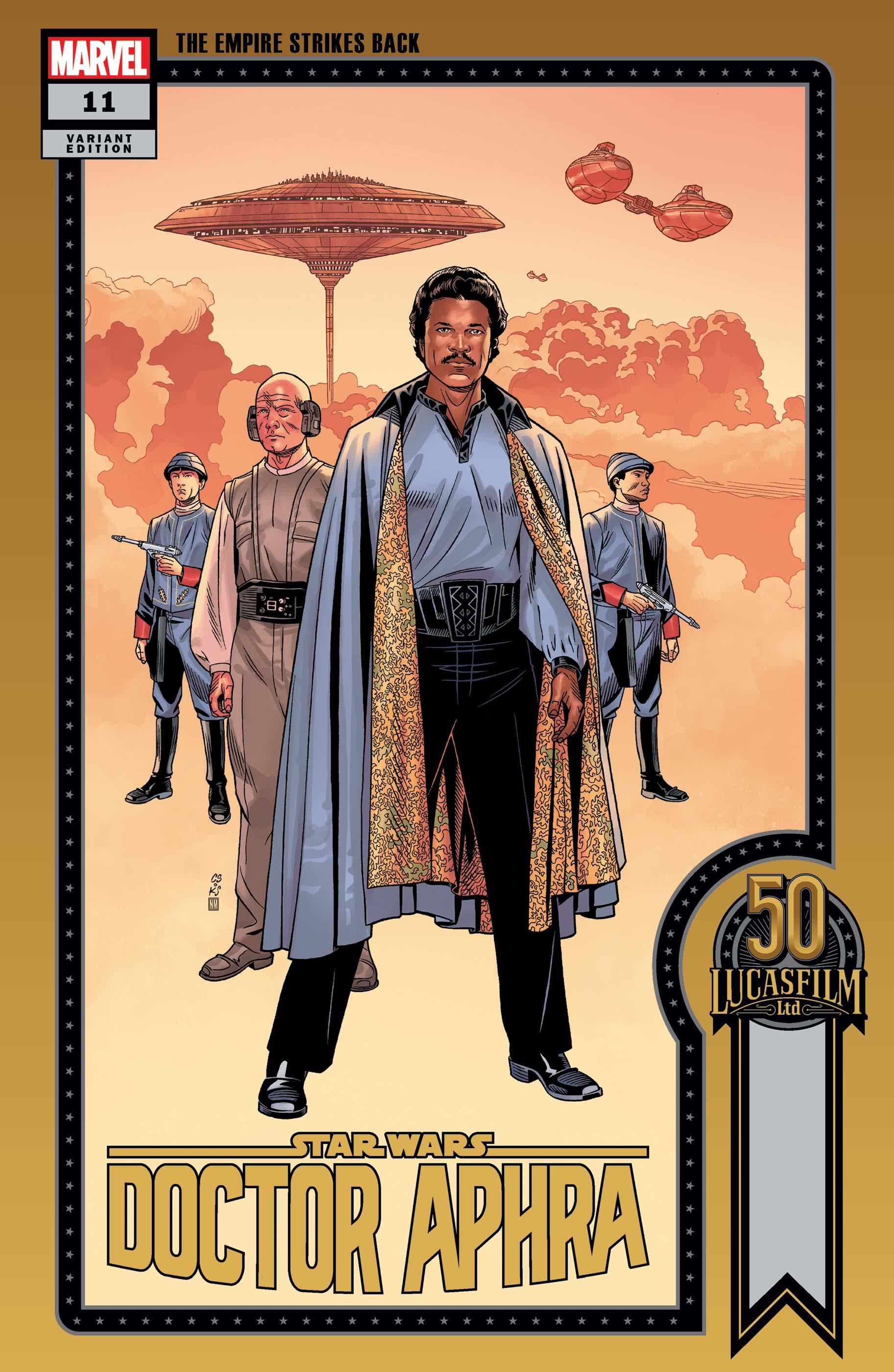 Star Wars: Doctor Aphra (2020) #11 (Variant)