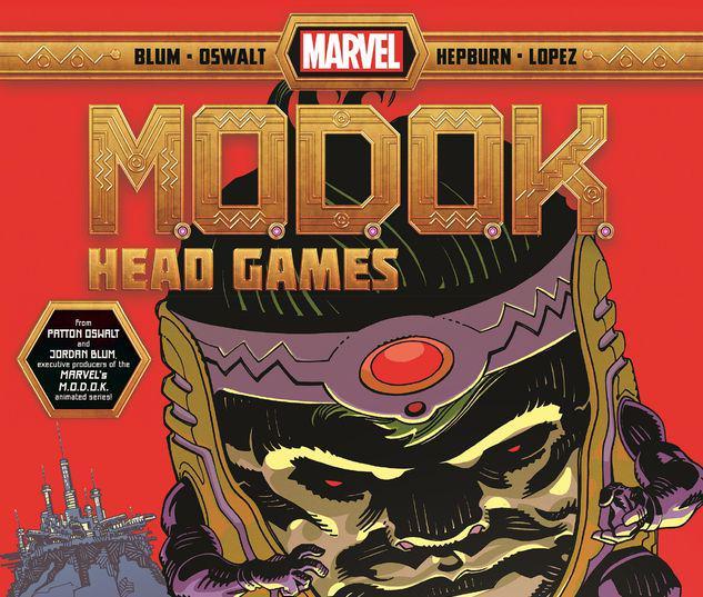 M.O.D.O.K.: HEAD GAMES TPB #1
