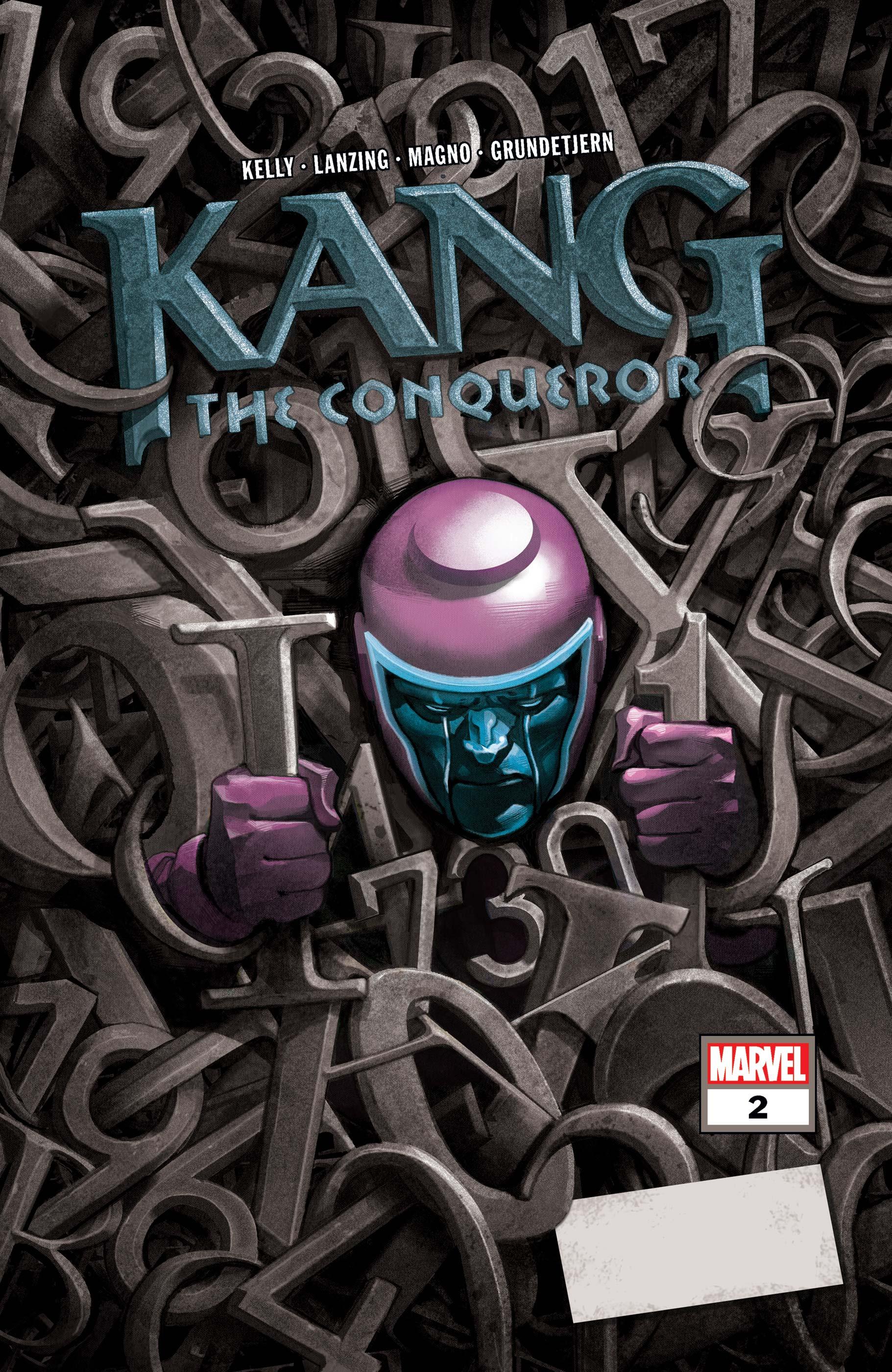 Kang the Conqueror (2021) #2