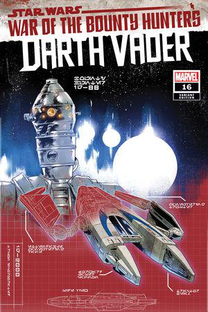 Star Wars: Darth Vader (2020) #16 (Variant)
