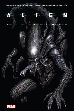 Alien Vol. 1: Bloodlines (Trade Paperback)