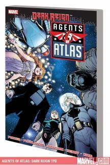 Agents of Atlas: Dark Reign (Trade Paperback)