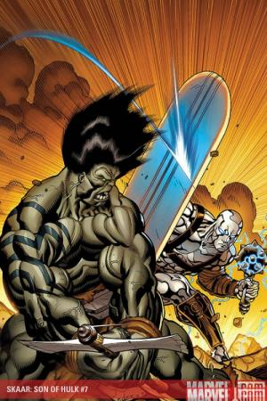 Son of Hulk (2008) #7