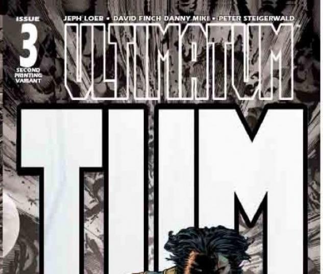 ULTIMATUM #3 (2ND PRINTING VARIANT)