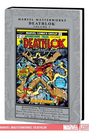 Marvel Masterworks: Deathlok Vol. 1 (Hardcover)