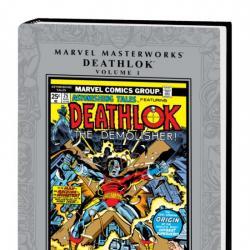Marvel Masterworks: Deathlok Vol. 1