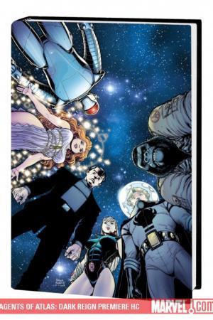 Agents of Atlas: Dark Reign (Hardcover)